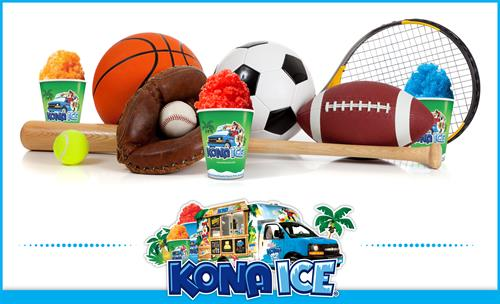 SPORTS...tournaments, games, and practices; complement your concessions with gourmet shaved ice. We can help raise funds for the entire league!