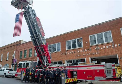 Culpeper County Volunteer Fire Department