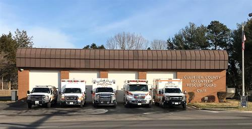 Culpeper County Volunteer Rescue Department