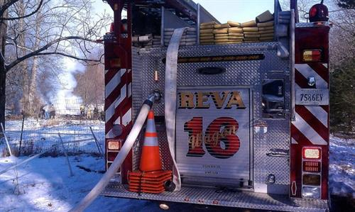 Reva Volunteer Fire and Rescue Department