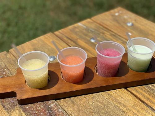 Slushy flight