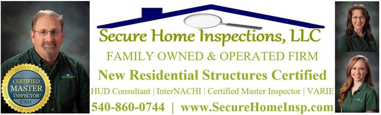 Secure Home Inspections, LLC.