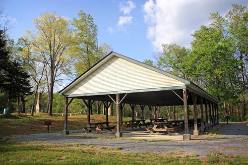 Spilman Park Pavilion