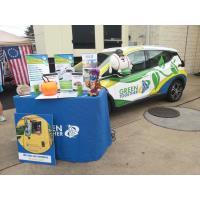 Gentlemen, Start Your (Electric) Vehicle!  REC's EV Makes Car Show Appearance