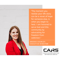 Brooke Chumley joins CARS as Executive Director