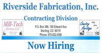 Riverside Fabrication, Inc