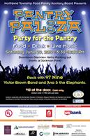 Pantry Palooza: Party for the Pantry Musicfest