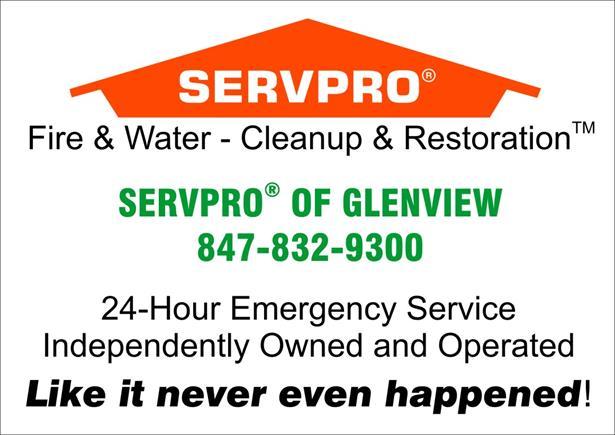 SERVPRO of Glenview