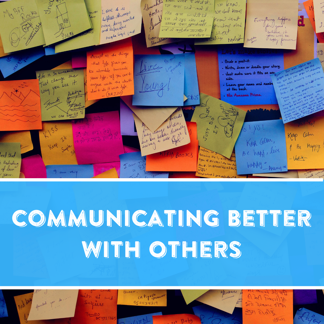 YP Fayette - Communicating Better with Others