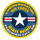Image for Peachtree City's very own Commemorative Air Force (CAF) Dixie Wing.