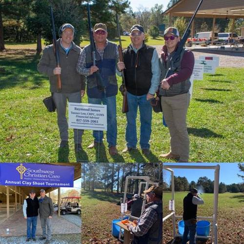 SouthWest Christian Care Charity Clay Shoot 2020