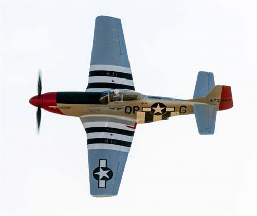 P-51D Mustang 'Red Nose""