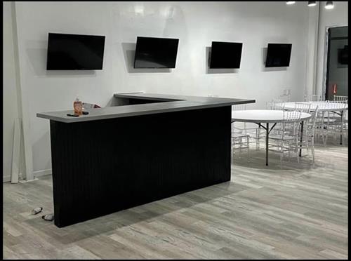 Our custom build bar