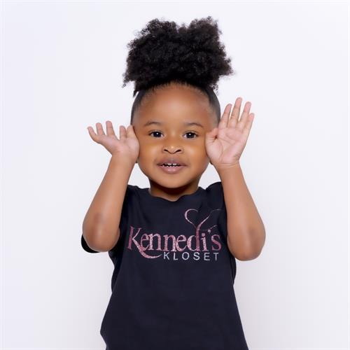 Jr CEO Kennedi. - 1st Ambassador Shoot. Meet our Jr CEO!