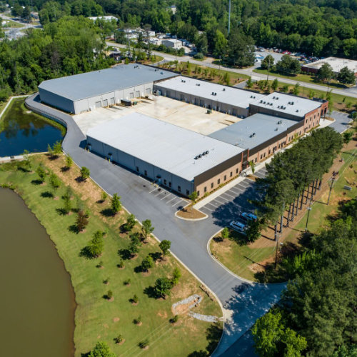 Paschall Business Center