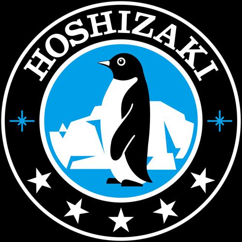 Hoshizaki 5-Star Penguin Logo-L