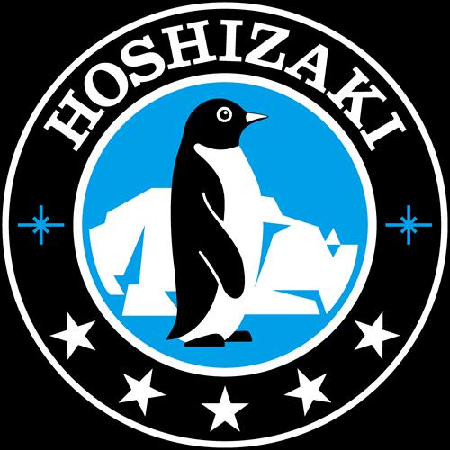 Hoshizaki 5-Star Penguin Logo-R