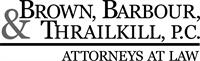 Brown, Barbour, and Thrailkill, P.C. - Fayetteville