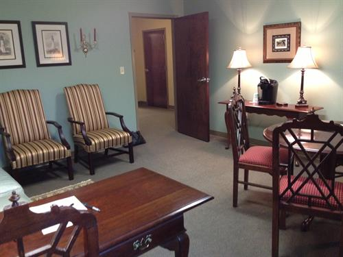 Spacious Private Office Suites