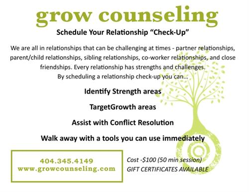 Relationship Check-Up