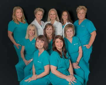 Staff at Ageless Wellness Center