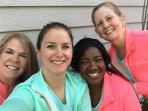 Priced Right Cleaning - A few of our team members!