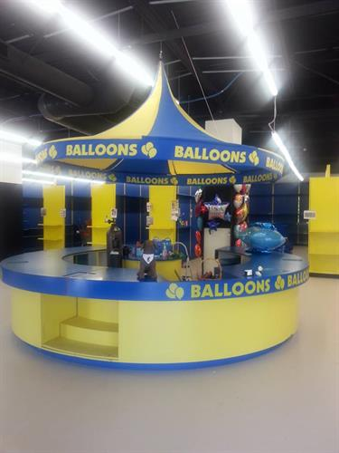 Balloon Counter