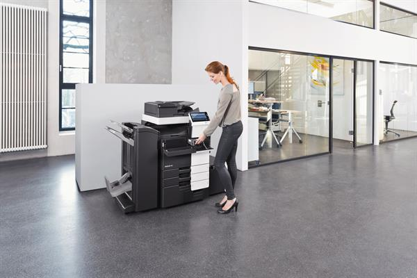 Consolidated Copier Services