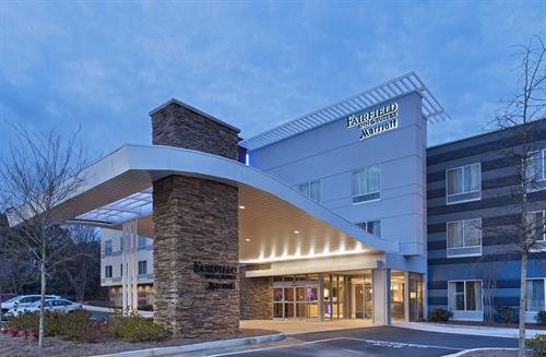 Welcome to the Fairfield by Marriott Atlanta Peachtree City