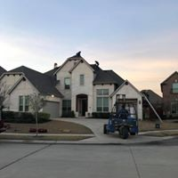 Large Residential Roofing System Install