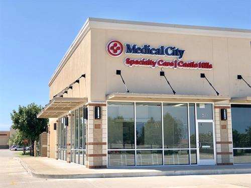 Medical City Specialty Care Castle Hills