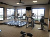 24 Hour Fitness Center