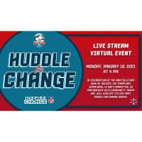 Huddle for Change - Tampa Bay Super Bowl LV Host Committee