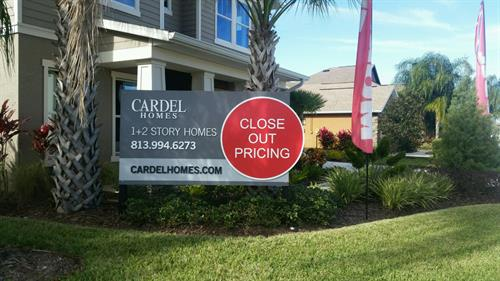 Cardel Sign