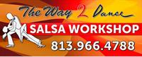 Salsa Workshop!!