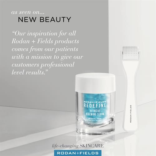 AMP Up your results with our Derma-Roller and Serum