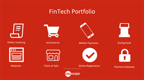 We are your Fintech Company