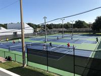 High 5 Paddle and Racquet Opening Celebration