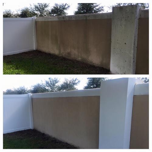 neighborhood wall