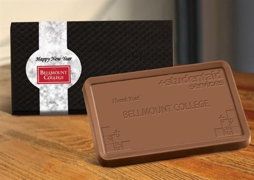 Logo Chocolate Gifts with Personalization