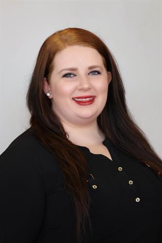 Victoria Scroggins, Account Representative