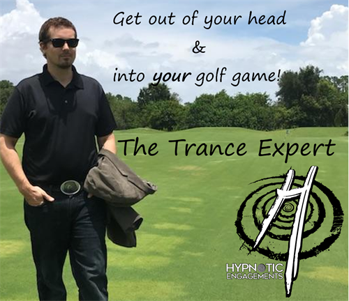 Hypnosis for golf!
