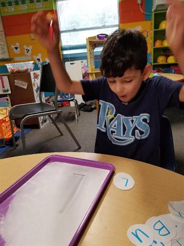 VPK Learning and feeling like magic.