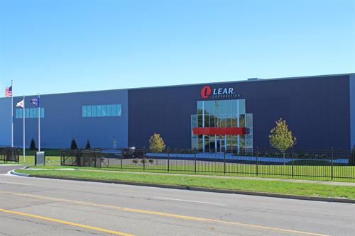 Lear Seating Facility Buick City, MI - Metal Building Systems