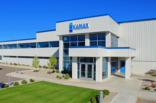 KAMAX Bolt Manufacturing Lapeer, MI - Metal Building Systems