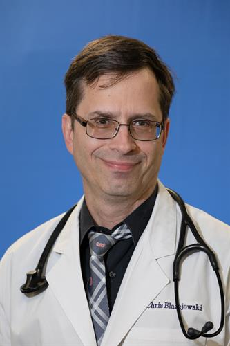 Christopher Blazejowski, MD