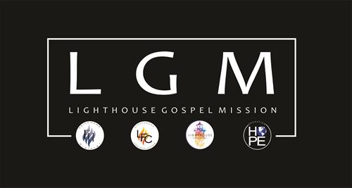 Lighthouse Gospel Mission, where the Gospel is our mission.