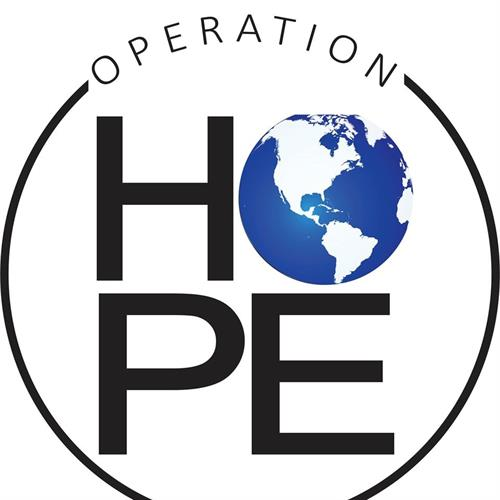 Reaching our community through giving food and through our annual Hope Events.