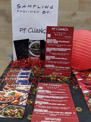 P.F. Chang's Brandon offers multiple different menus catered to your needs! For healthier and cleaner eating, we even offer a fitness menu!