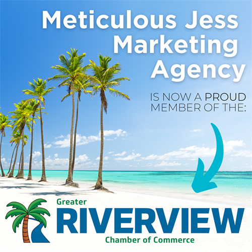 Meticulous Jess Marketing is Officially a Member of the Chamber of Commerce